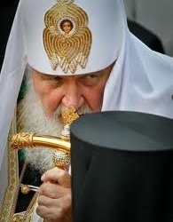 Майдан глазами патриарха Кирилла