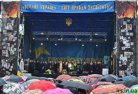Молитовні Віче на київському Майдані триватимуть до виборів Президента