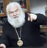 Митрополит УПЦ назвал Владимира Путина «бандитом» и призвал его соратников «исправить страшные и преступные ошибки» против народа Украины