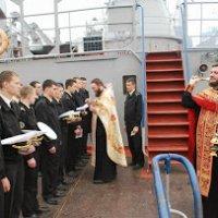 Священники УПЦ приехали в Крым для поддержки украинских моряков (ОБНОВЛЕНО)