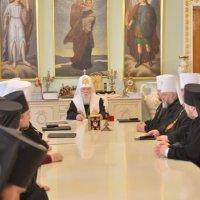 У Києві проходить Архієрейський собор УПЦ КП