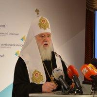 Патріарх Філарет роз'яснив позицію УПЦ КП щодо агресії Росії та перспективи й умови об'єднання українських Церков