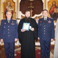 Служба антикорупційної безпеки України нагородила єпископа УПЦ КП