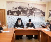 Комісія УПЦ для діалогу з УПЦ КП і УАПЦ провела робоче засідання