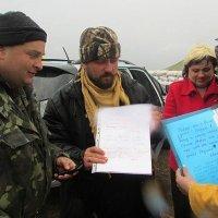 Содружество студентов-христиан Украины собрало военным Херсонщины амуницию, купленную на пожертвования верующих