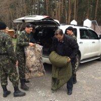 За допомогою церкви ураїнські заробітчани з Європи збирають гуманітарну допомогу військовим України