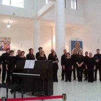 Хор англійців дав концерт у столичному соборі УГКЦ