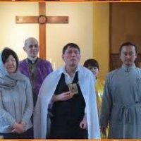 У храмі духовної місії УПЦ КП у Токіо охрещений перший дорослий парафіянин