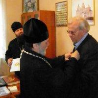 Австрийский благотворитель поднимает богословское образование УПЦ на Луганщине