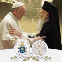 Папа Римский и Вселенский Патриарх подписали декларацию, подтверждающую путь к единству