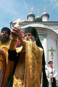Духовник Патриарха Кирилла призывает «избавить Малоросию от заподенцев и американо-бандеровской смуты»