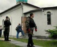 В Криму потрощили храм УПЦ КП. Митрополит УПЦ (МП) вибачився за нападників