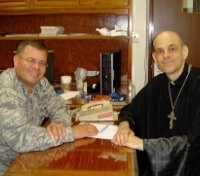 Голова православної місії УПЦ КП у Японії став військовим священиком