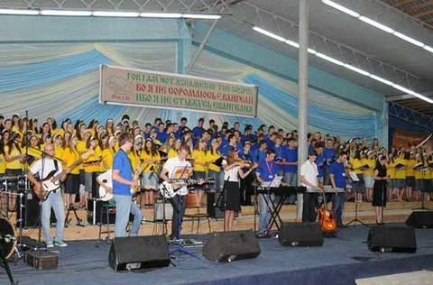 На Житомирщині відбудеться з'їзд молоді Церкви християн віри євангельської України