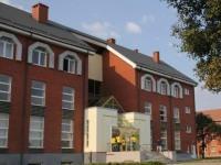 Боевики захватили здание Донецкого христианского университета