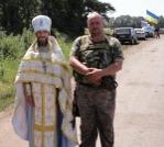 Я – первый священник с восточной Украины, благословивший украинский блок-пост