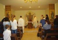 Єпископ УПЦ КП побував в гостях у католицькому монастирі