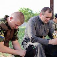 Завершується розробка та затвердження положення про службу військового духовенства України