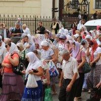 На Буковині відбувся хресний хід за єдність в Україні та об'єднання православних церков