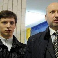 Сына спикера парламента Украины, протестанта по вероисповеданию, могут призвать в АТО на Донбасс