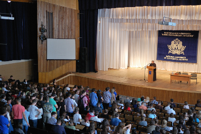 «Політична теологія» в українському контексті. Нотатки з лекції архімандрита Кирила (Говоруна)