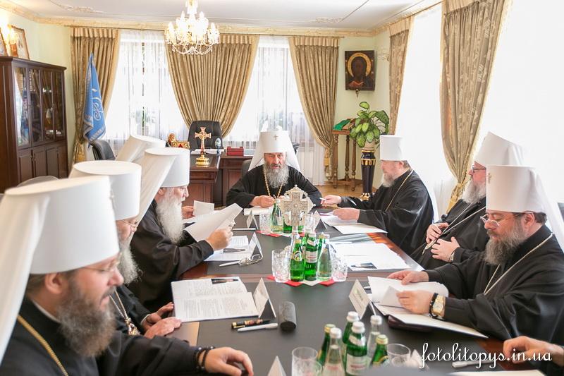 Синод УПЦ сократил свои отделы и избрал новых епископов