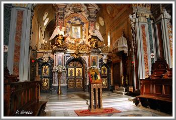 «Східний самоцвіт у папській тіарі» (папа Лев ХІІІ): Ґроттаферрата – візантійський монастир біля Риму