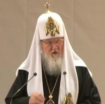 Патриарх Кирилл выдвигает Московский Патриархат на место Римской Церкви