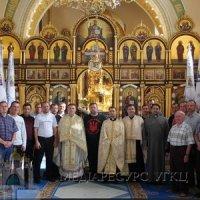 На Львівщині відбувся турнір з міні-футболу серед священиків УГКЦ