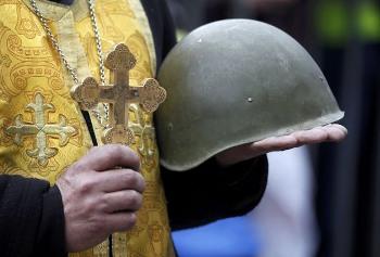 Об ответственности церквей во время украинского кризиса