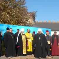 Міжконфесійна молитва за мир в Україні відбулася у Меджибізькому замку на Хмельниччині