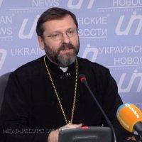 Глава УГКЦ отбивается от «атак» митрополита РПЦ