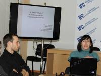 Релігієзнавець провела у Києві відкриту лекцію-дискусію з історії та культури кримських татар