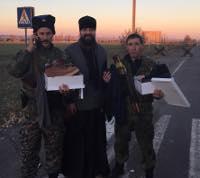 """От священников УПЦ (МП), желающих попасть в зону АТО, солдаты требуют знания молитвы """"Отче наш"""" на украинском языке"""