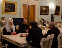 Посол Ізраїлю цікавиться взаємовідносинами УПЦ КП і УПЦ (МП)
