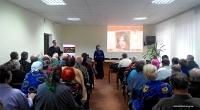 Вечер памяти Анны Герман организовали для ветеранов адвентисты Днепродзержинска
