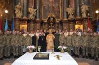 Духовенство УГКЦ, РКЦ, УПЦ та Вірменської Церкви спільно молилося за Збройні Сили України