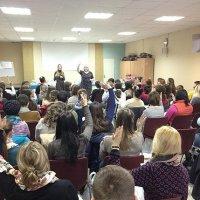 В Киеве прошла конференция для руководителей детских служений