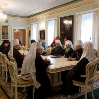 Синод УПЦ КП розглянув стан взаємовідносин з УПЦ (МП)