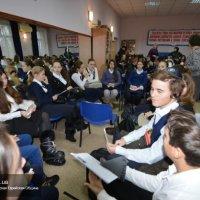 Школьники Днепропетровска провели «Хасидский брэйн-ринг»