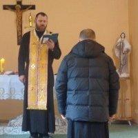 Через відсутність у «столиці ДНР» католицького священика його заміщає священик УГКЦ