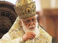 Патриарх всея Грузии Илия II: «Политика России плохо обернется самой России»