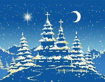 Православні та греко-католики святкують Різдво