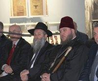 Єпископ УПЦ КП разом з єврейською громадою вшанував жертв Голокосту