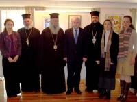 Посольство України в Греції співпрацюватиме з Грецьким екзархатом УПЦ КП