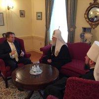 Патріарх Філарет поїхав до США нагадати американцям про обов'язок захистити Україну, згідно Будапештського меморандуму 1994 року