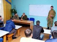 Под Днепропетровском открылась первая в Украине школа военных капелланов