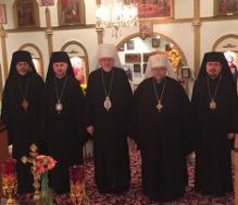 Ієрархи Константинопольського Патріархату пропонують Патріарху Варфоломію шляхи подолання церковного розділення в Україні