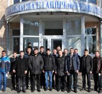 Митрополит і студенти-академісти УПЦ КП здали кров для поранених в АТО