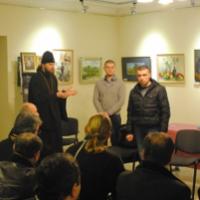 У Полтаві провели семінар-тренінг «Священик на війні»